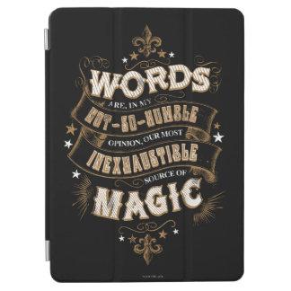 Wörter Harry Potter-Bann-| sind das unser meiste iPad Air Hülle