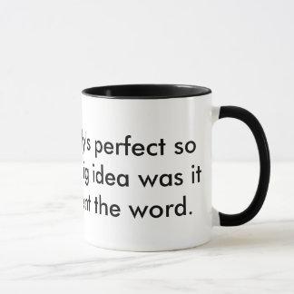 Worterfindungs-Tasse 01 Tasse