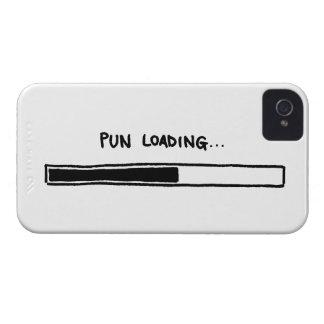 Wortspiel-Laden iPhone 4 Hülle