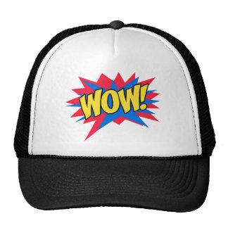 Wow-Aufregen Baseballcap