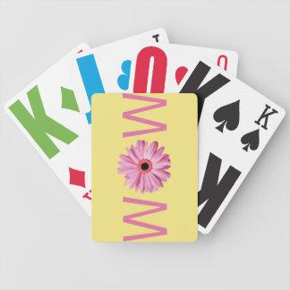 Wow-MAMMA nett Poker Karten