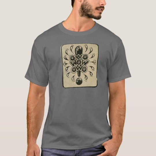 wow rick griffin hippy comix stil T-Shirt