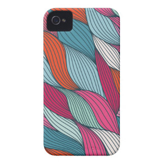 wowen colorfull Muster iPhone 4 Cover