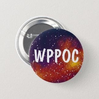WPPOC kundengerechte Galaxie-Identität Runder Button 5,7 Cm