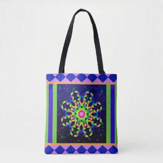 WQ Kaleidoskop-Posh Reihen-Taschen-Taschen-NO3 Tasche