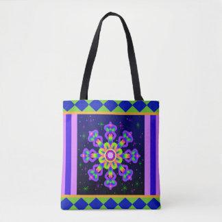 WQ Kaleidoskop-Taschen-Taschen-Posh Reihe No2 Tasche