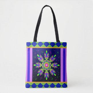 WQ Kaleidoskop-Taschen-Taschen-Posh Reihen-NO1 Tasche
