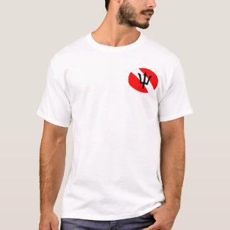Wrack-Tauchen (was vielleicht falsch gehen T-Shirt