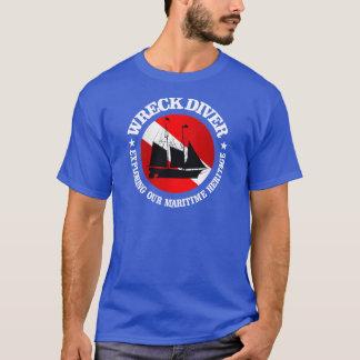 Wrack-Taucher (Schiff) (R) T-Shirt