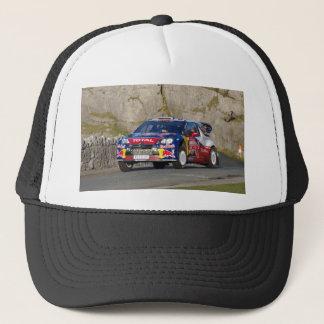 WRC Kundgebungs-Auto-Abdeckung Truckerkappe