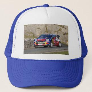 WRC Kundgebungs-Auto Truckerkappe
