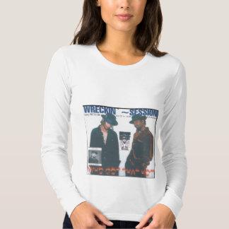 Wreckin ` Sitzungs-Frauen ` s lange Hülse Tshirts