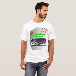 Wreckreational Fahrzeuge T-Shirt