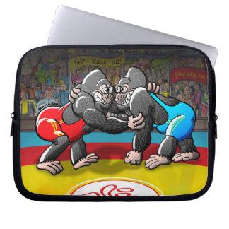 Wrestling-Gorillas Computer Schutzhüllen