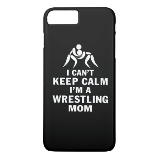 Wrestling-Mamma iPhone 8 Plus/7 Plus Hülle