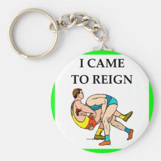 Wrestling Schlüsselanhänger