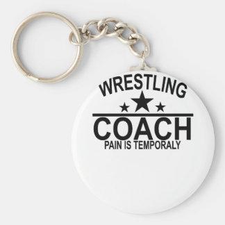 Wrestling-Trainer-T - Shirt ''. Schlüsselanhänger