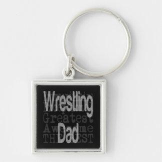 Wrestling-Vati Extraordinaire Schlüsselanhänger
