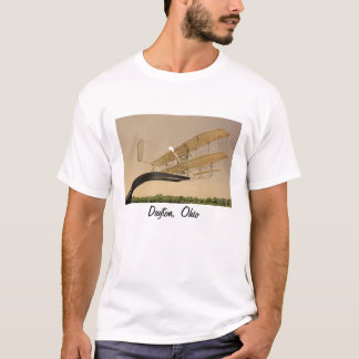 Wright-Flyer-Flugzeuge T-Shirt