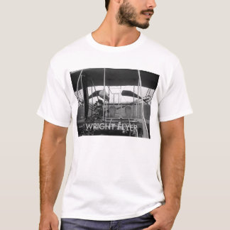 WRIGHT-FLYER - GROSSES GEDENKShirt! T-Shirt