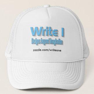 Writeone Hut Truckerkappe