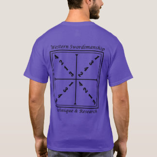 WSTR MitgliedsShirt (schwarzes Bild) T-Shirt