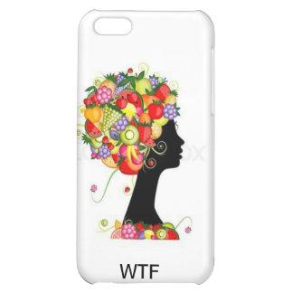 WTF-, Iphone Abdeckung iPhone 5C Hüllen