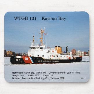 WTGB 101 Katmai Bucht mousepad