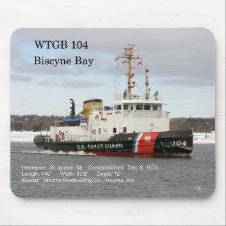 WTGB 104 Biscyne Bucht mousepad