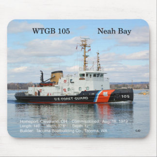 WTGB 105 Neah Bucht mousepad