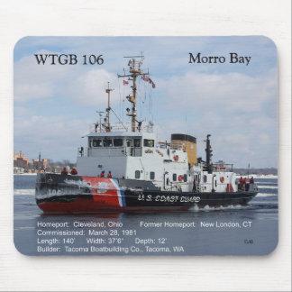 WTGB 106 Morro Bucht mousepad