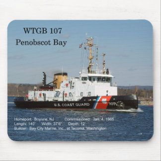 WTGB 107 Penobscot Bucht mousepad