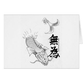 Wu Wei Koi Karte