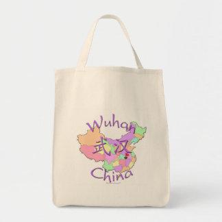 Wuhan-China Tragetasche