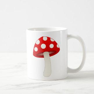 Wulstling Muscaria Pilz-Liebe Kaffeetasse