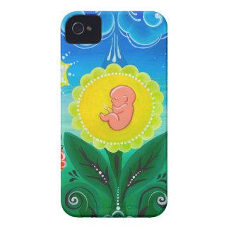 Wunder des Lebens iPhone 4 Cover
