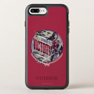 Wunder-Frau aufwärts zum Sieg OtterBox Symmetry iPhone 8 Plus/7 Plus Hülle