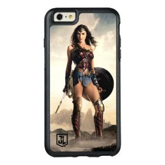 Wunder-Frau der Gerechtigkeits-Liga-| auf OtterBox iPhone 6/6s Plus Hülle