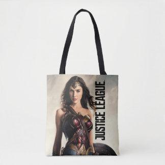 Wunder-Frau der Gerechtigkeits-Liga-| auf Tasche