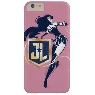 Wunder-Frau der Gerechtigkeits-Liga-| u. JL Barely There iPhone 6 Plus Hülle
