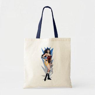 Wunder-Frau u Klinge Einkaufstaschen