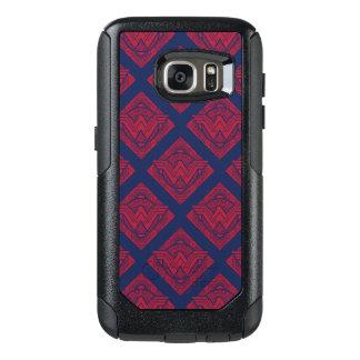 Wunder-Frauen-amazonisches Symbol OtterBox Samsung Galaxy S7 Hülle