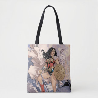 Wunder-Frauen-Comic-Abdeckung #13 Tasche