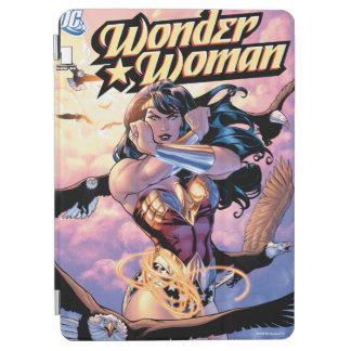 Wunder-Frauen-Comic-Abdeckung #1 iPad Air Cover
