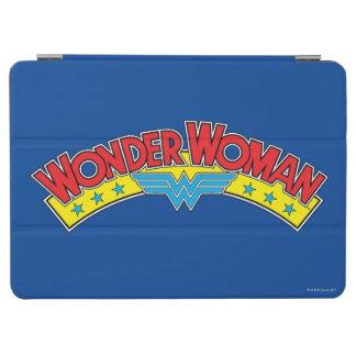 Wunder-Frauen-Comic-Buch-Logo 1987 iPad Air Hülle