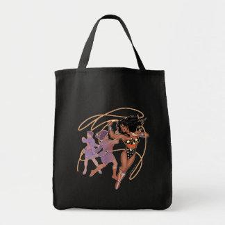 Wunder-Frauen-Diana-Prinz Transformation Einkaufstasche