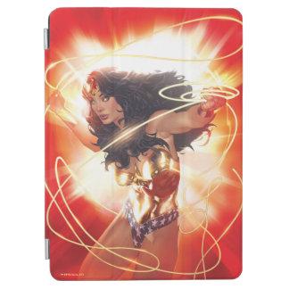 Wunder-Frauen-Enzyklopädien-Abdeckung iPad Air Hülle