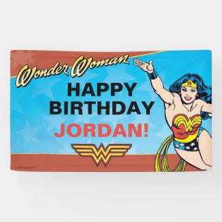 Wunder-Frauen-Geburtstag Banner