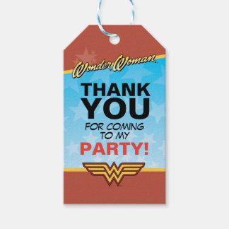 Wunder-Frauen-Geburtstag DC-Comic-| Geschenkanhänger