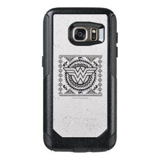 Wunder-Frauen-geistiger Stammes- Entwurf OtterBox Samsung Galaxy S7 Hülle